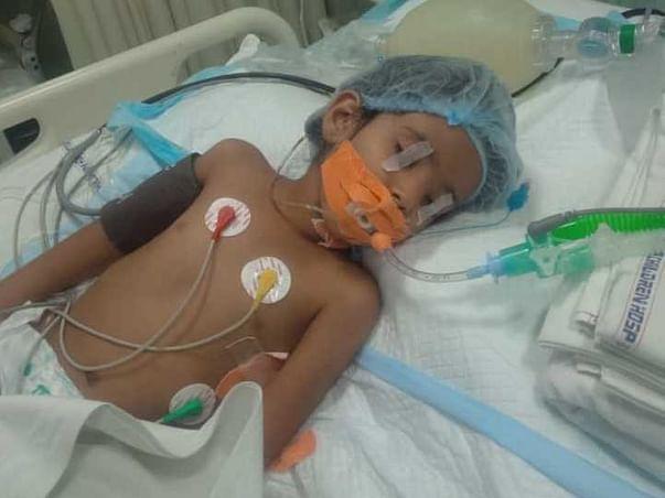 Help My Daughter Fight Pneumonia