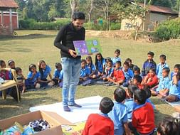 Help Us Build A Community Library For Underprivileged Children