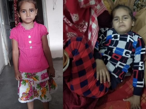 Help Us Save 4-year Old Suhani. She Needs An Urgent Heart Surgery.