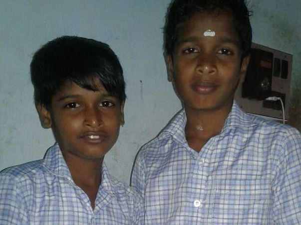 12 Years Old Vignesh Needs Your Help Fight Aplastic Anemia