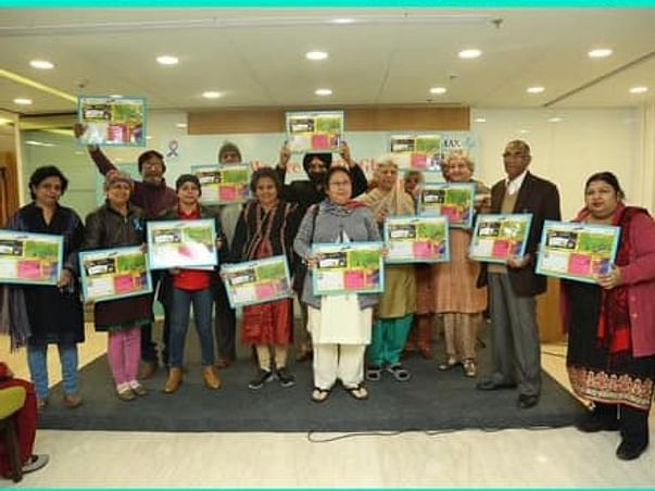 Help Sashakt Empower 1 Lakh Women To Diagnose And Fight Ovarian Cancer