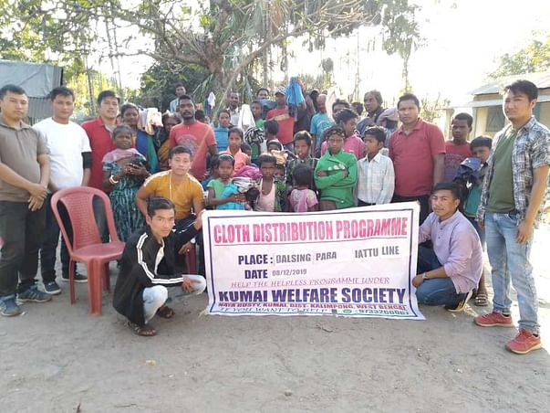 Help Us for Doing the Help For Poor People