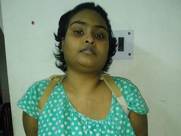 A Helpless Single Mother Seeks Your Help To Save Her Daughter! Support
