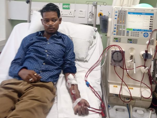 Please Help Me Undergo Kidney Transplant Surgery