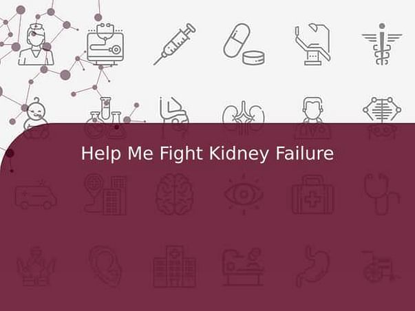 Support Neeta recover from Kidney failure