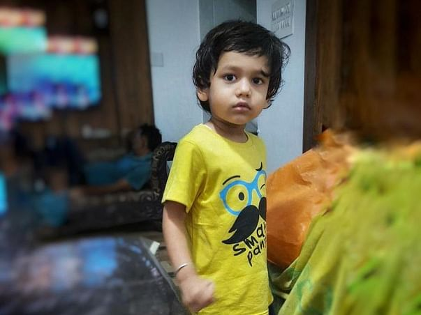 This 3 years old needs your urgent support in fighting Aplastic Anemia