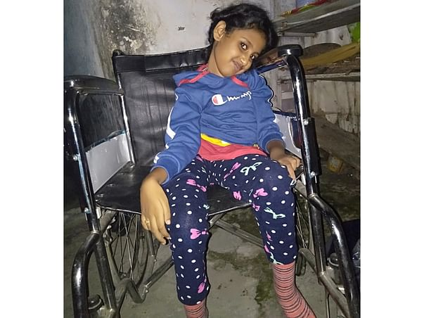Smriti Needs Your Help To Recover From Spinal Muscular Atrophy