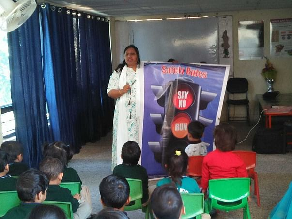Help Angels to help children get educational support