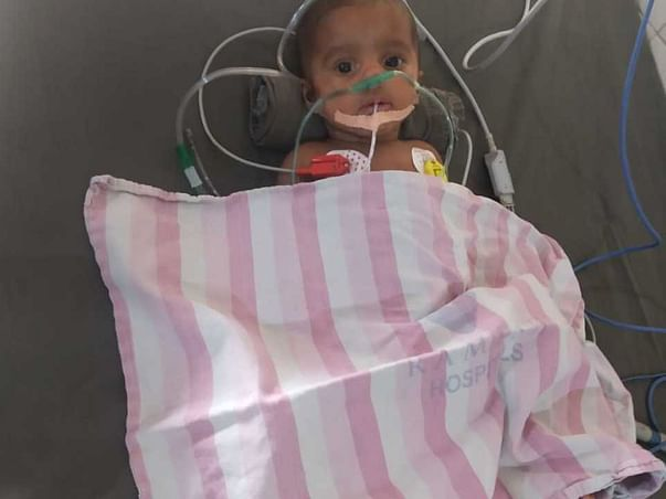 Help Baby Praneetha Sri