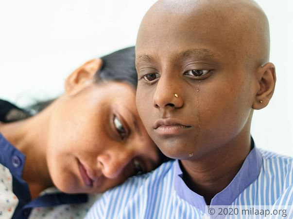 Teenager With Cancer Blames Herself For Her Father's Accident