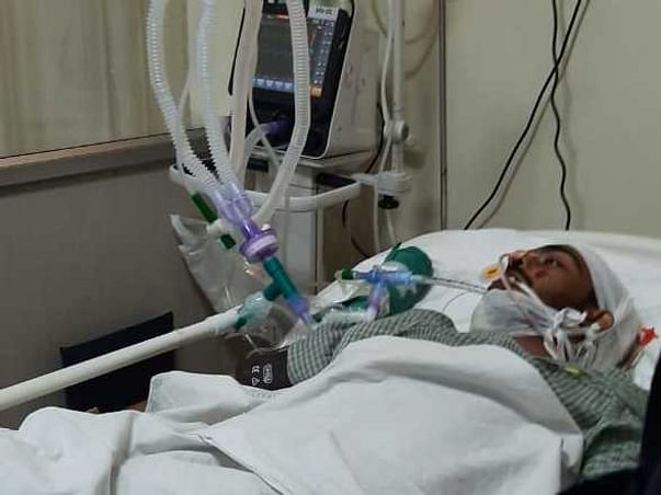 Support Mohammed Zubair Recover From Head Injury