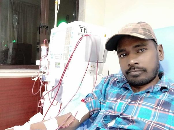 Support Sakthivel Recover From Kidney Failure