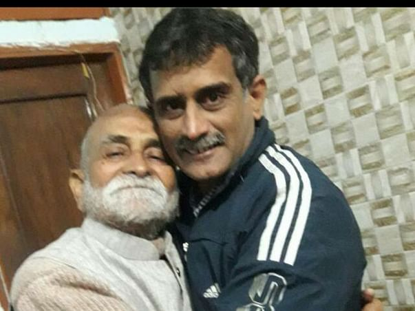 Help Rajeev Lalchandani Fight Oral Cancer