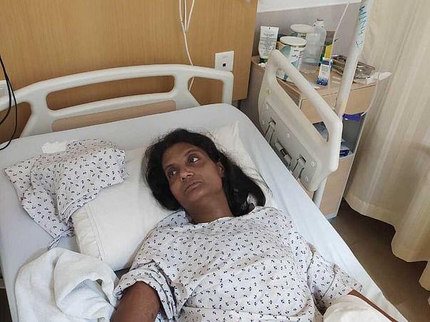 Help my mother fight Acute Myeloid Leukemia (Blood Cancer)