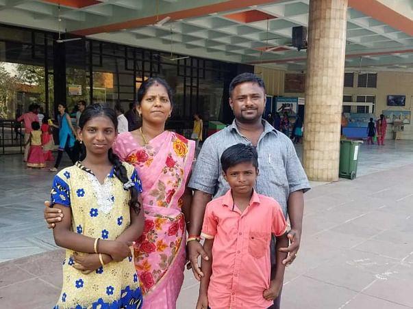 Help Thirumalai Kumar family