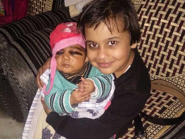Help my son fight Life threatening pneumonia