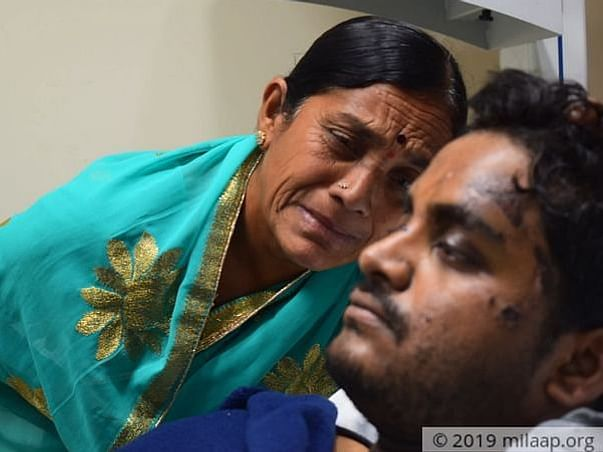 Help My Brother Sathish to recover from Road Accident