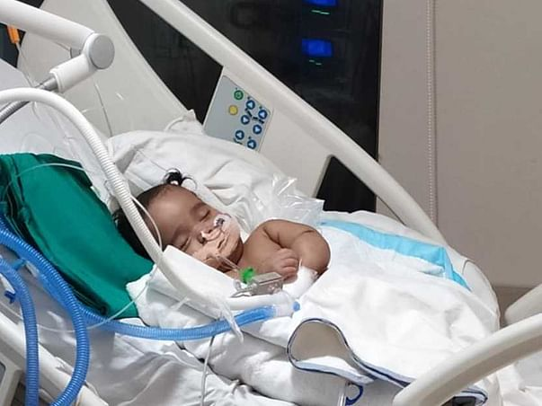 Help Little Adrika Das Fight Liver Disease