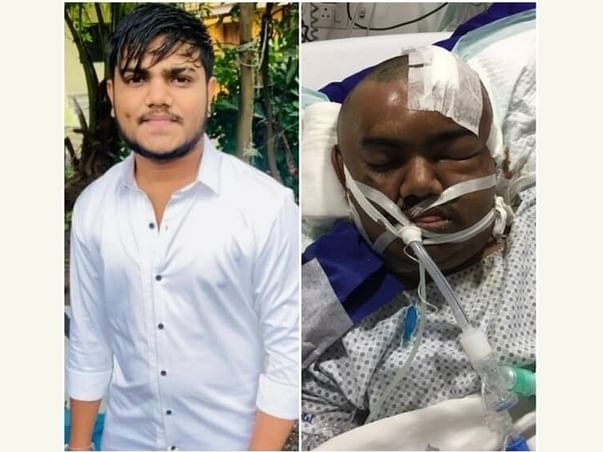 Help Himanshu Patel Fight Accident Injuries