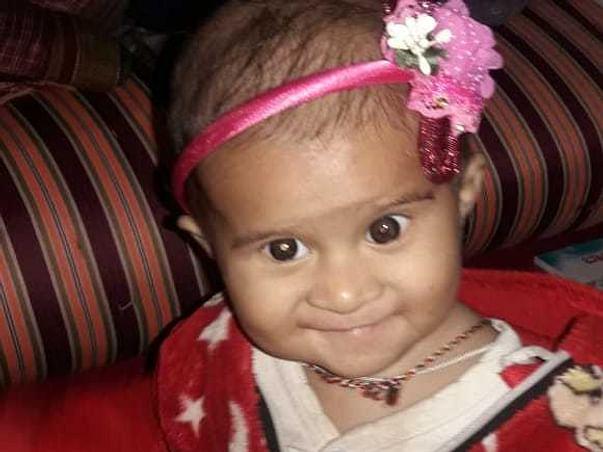 9 Months Old Baby Mijaba Mujawar Needs Your Help Fight Retinoblastoma