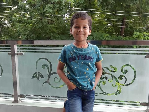 Karthikeya is in the ICU battling for his life and needs your support