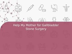 Help My Mother for Gallbladder Stone Surgery