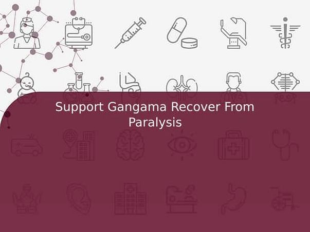 Support Gangama Recover From Paralysis