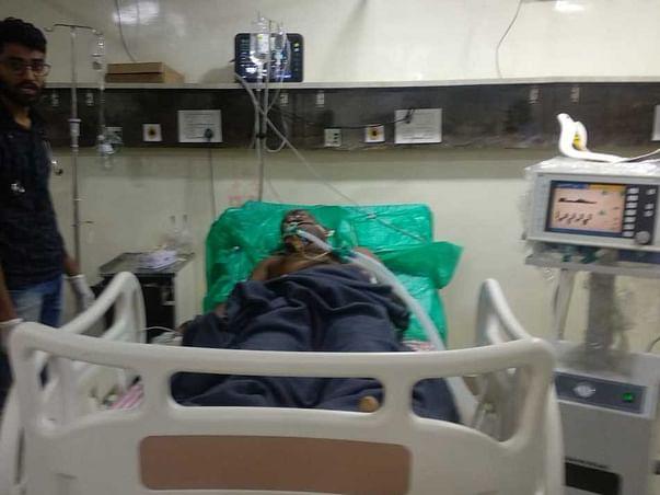 Help Sachin Namdev Zanzane Recover From Accident