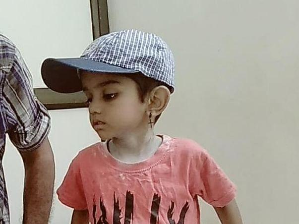 3 Years Old Ali Shanavar Needs Your Help Fight Neuroblastoma (Stage 4)