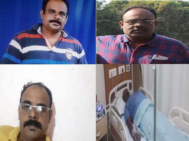 Help Divya Ranjan Das To Undergo Liver Transplant