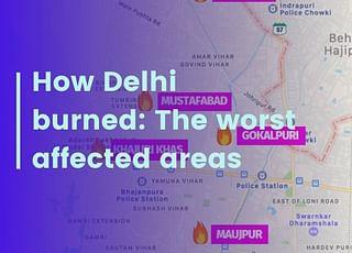 Rehabilitation Support For Delhi Riot Victims