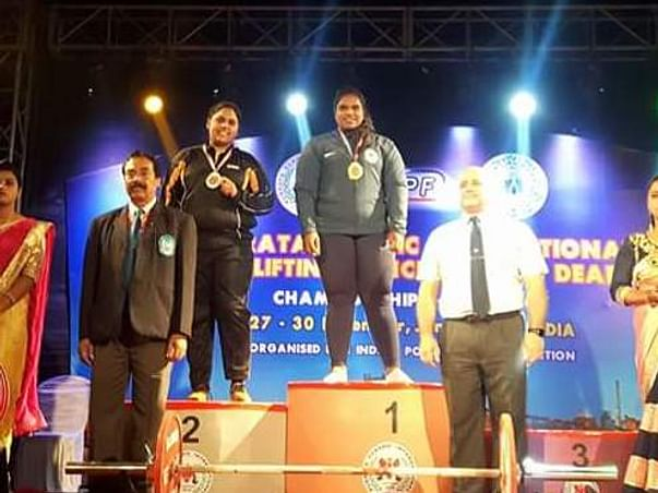 Help Participate In Asian Powerlifting Competition In Indonesia