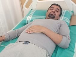 32 Years Old Ravinder Needs Your Help Fight Post-Traumatic Spinal Cord Injury