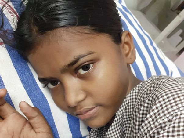 Help Indhumathi from the excruciating pain
