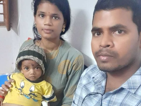Help 10 Month Old Yeshwanth Fight Tyrosinemia