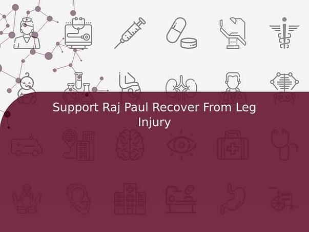 Support Raj Paul Recover From Spinal Cord Injury