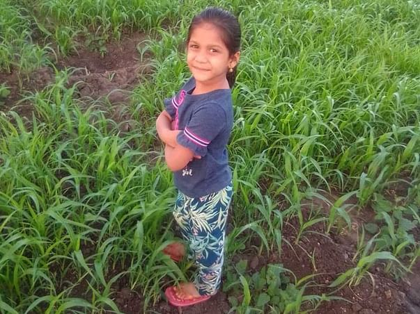 5 Years Old Nimisha Needs Your Help Fight Hyperactivity Disorder