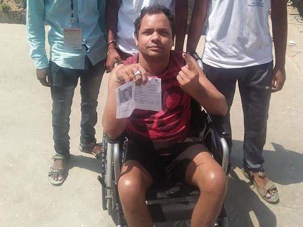My Friend Tribikrameswar Acharjya Is Struggling With Spinal Cord Injury, Help Him