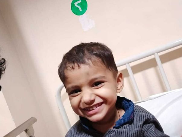 Support Little champ Dhroov Fight against a aplastic anemia. Need Help
