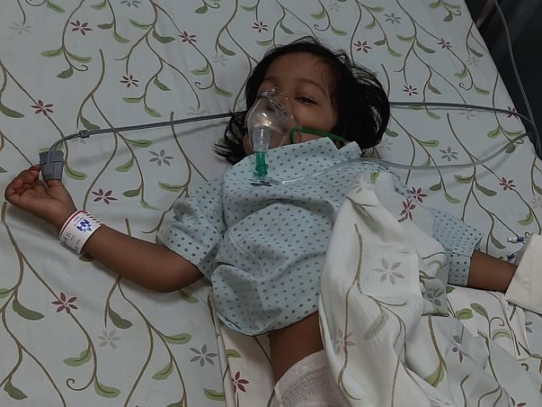 4 Years Old Habiba Needs Your Support To Fight Thalassemia Major