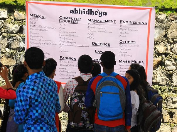 Help Govt School students fulfil their career dreams