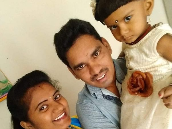 Raising fund for Venu Ganji Family