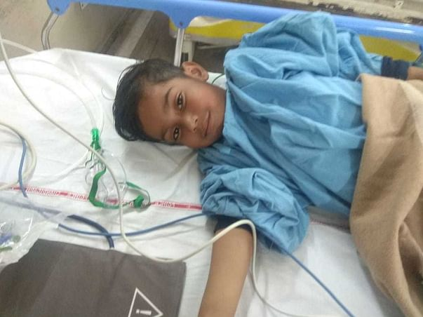 Abishai Needs Your Help For Post Heart Surgery Complications.