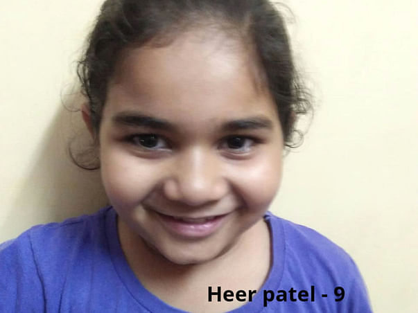 Support Heer Patel Recover From Deafness