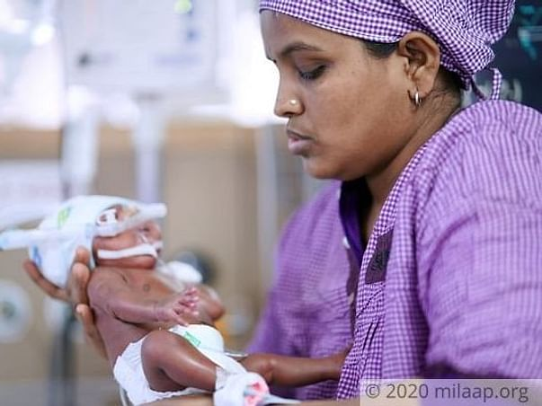 She Risked Her Own Life To Bring Her Baby To This World