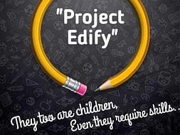 """Project Edify"" Help Teach Personality Development In Small Schools"