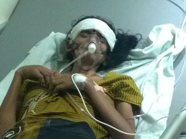 Support Visalaatchi Recover From Brain Tumours