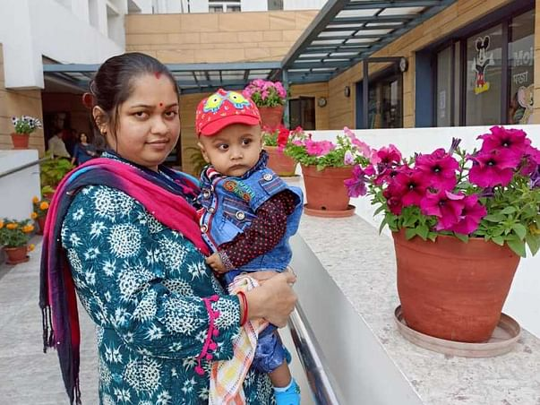 Support Arpadip Das fight/recover from Hepatoblastoma