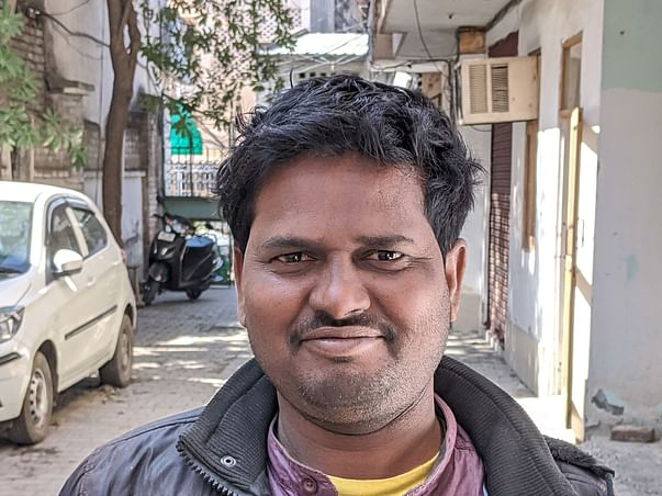 Help Ramesh Fight Mouth Cancer