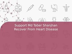 Support Md Taber Shanjhan Recover From Heart Disease
